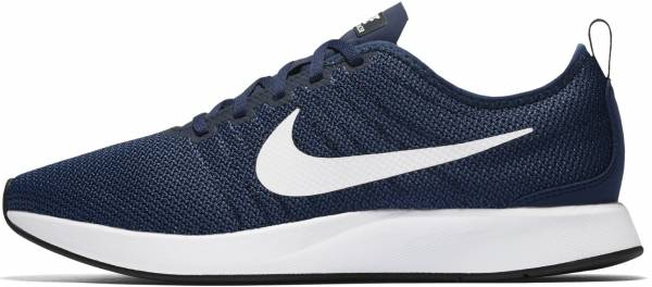 timeless design 5f803 63916 Nike Dualtone Racer Midnight Navy White 400