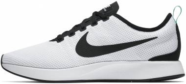 Nike Dualtone Racer - White Black Pure Platinum