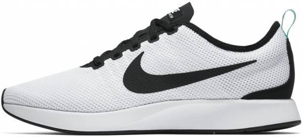 Nike Dualtone Racer White/Black/Pure Platinum
