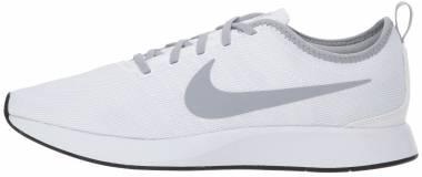 Nike Dualtone Racer - Weiß White Wolf Grey Black 103