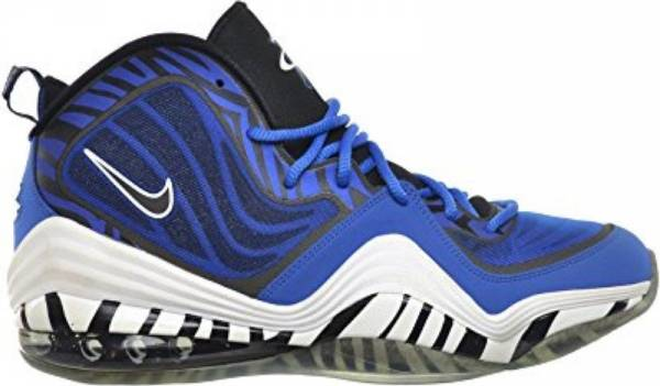 san francisco c7102 17a99 Nike Air Penny V Royal Blue Black White
