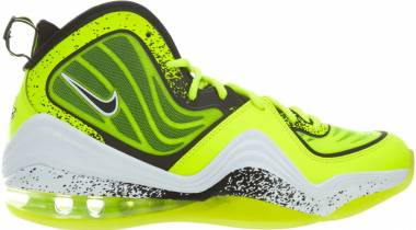 Nike Air Penny V - Volt Black White