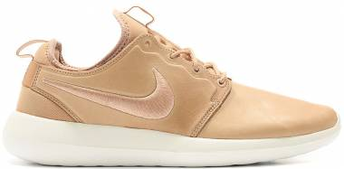 low priced 8cd4f ce74c NikeLab Roshe Two Leather Premium Brown Men