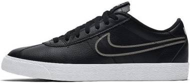 Nike SB Bruin Premium SE - Negro Black Black Mtlc Pewter 001 (877045001)