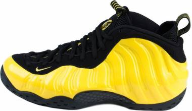 Nike Air Foamposite One Yellow Men
