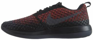 Nike Roshe Two Flyknit 365 - Bright Crimson/Dark Grey/Black (859535600)