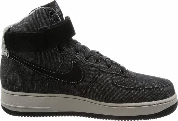 Nike Air Force 1 High Schwarz Damen