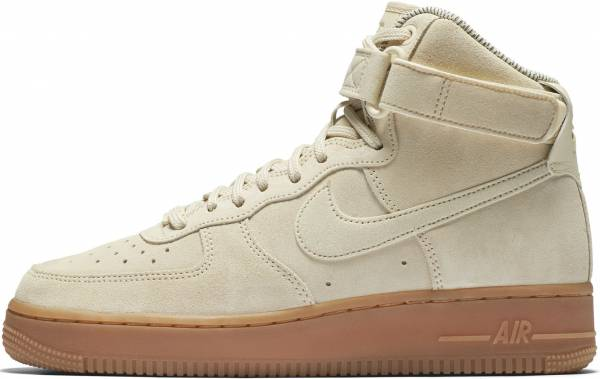 sports shoes 25290 7fc26 Nike Air Force 1 High SE Beige