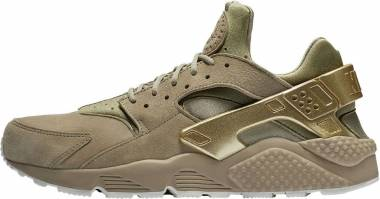 29ba9c6b94b82 Nike Air Huarache Premium Khaki Metallic Gold Coin-sail Men