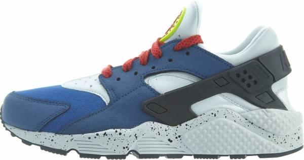 Nike Air Huarache Premium - Indigo Force/Volt (704830404)