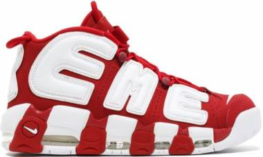 Nike Air More Uptempo Supreme - Red (902290600)