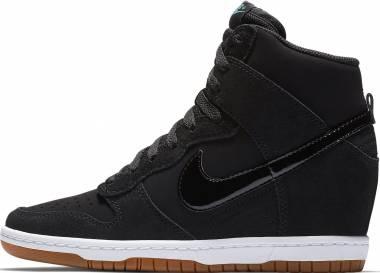 Nike Dunk Sky Hi Essential - Black (644877011)