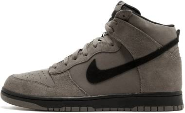 Nike Dunk High - DARK MUSHROOM/BLACK