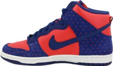 Nike Dunk High - Red