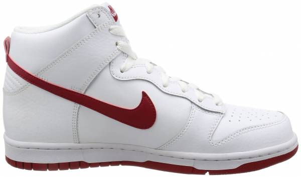 Nike Dunk High - White (904233102)