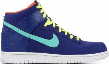 Nike Dunk High - Blue