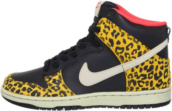 Nike Dunk High - Black Dark G (429984011)