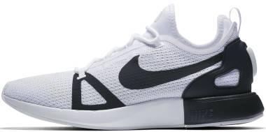 Nike Duel Racer - White Black Pure Platinum 102