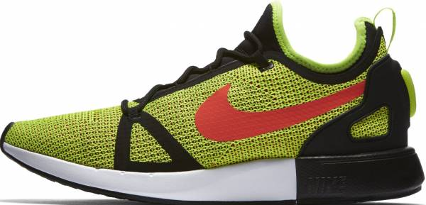 competitive price d7c3a c1fd0 Nike Duel Racer Volt Bright Crimson-black