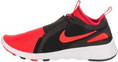 Nike Current Slip-On - Rosso Bright Crimson Bright Crimson White
