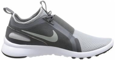 Nike Current Slip-On - Grigio Wolf Grey Metallic Silver Dark Grey (874160001)