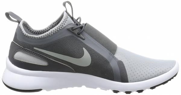 Nike Current Slip-On - Grey Wolf Grey Metallic Silver Dark Grey (874160001)