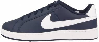Nike Court Royale - Blue (Obsidian/White/Metallic Silver) (749747401)