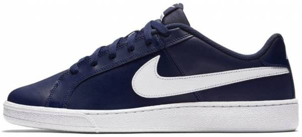 new arrival bf3e5 a999d Nike Court Royale Blau (Midnight Navy White)