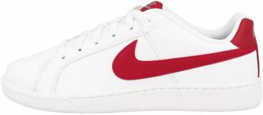 Nike Court Royale - White Noble Red Pistachio Frost