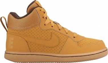 Nike Court Borough Mid - Brown (839978700)