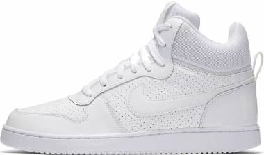 Nike Court Borough Mid - White