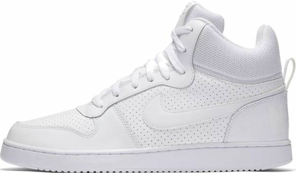 wholesale dealer e7d0b 65375 Nike Court Borough Mid White White White 111