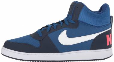 Nike Court Borough Mid - Blue (838938400)