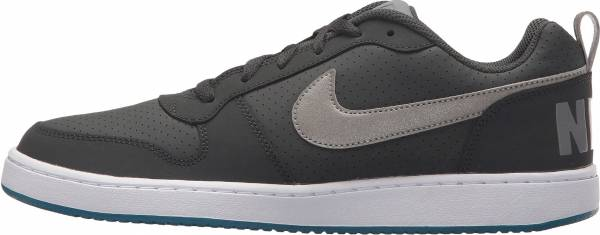 Nike Court Borough Low - Anthracite / Metallic Pewter