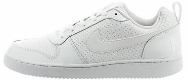 Nike Court Borough Low - White