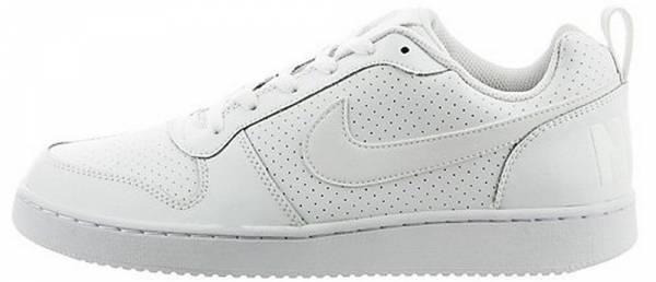 Nike Court Borough Low - White (838937111)