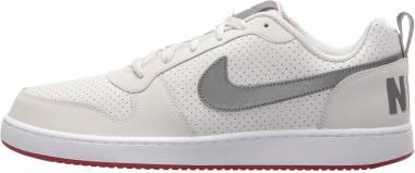 Nike Court Borough Low - Vast Grey / Metallic Cool Grey