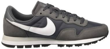 Nike Air Pegasus 83 - Gris Dark Grey White Pure Platinum White (827921002)