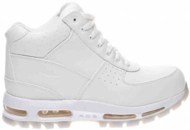 new york ce675 8b12e Nike Air Max Goadome White Men