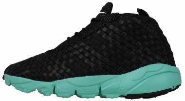 Nike Air Footscape Desert Chukka - Black (652822003)