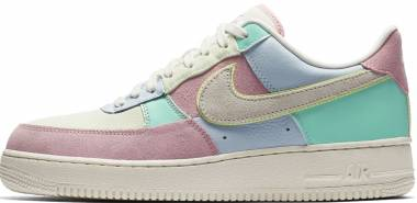 Nike Air Force 1 07 QS Ice Blue, Sail-hyper Turq Men