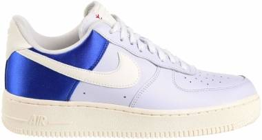 Nike Air Force 1 07 QS - Game Royal / Sail-football Grey (AH8462401)