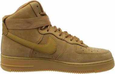 Nike Air Force 1 Flax - Flax Wheat Gum Light Brown Black (CJ9178200)