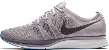 Nike Flyknit Trainer Grey Men