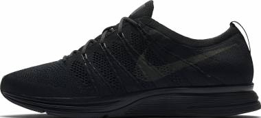 Nike Flyknit Trainer - Black/Anthracite