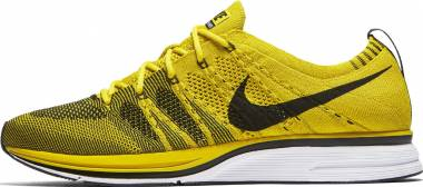 Nike Flyknit Trainer Yellow Men