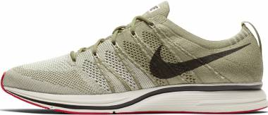 Nike Flyknit Trainer Neutral Olive, Velvet Brown Men