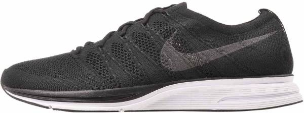Nike Flyknit Trainer - Black/Black-White