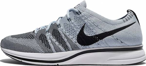 Nike Flyknit Trainer Cirrus Blue, Black-white