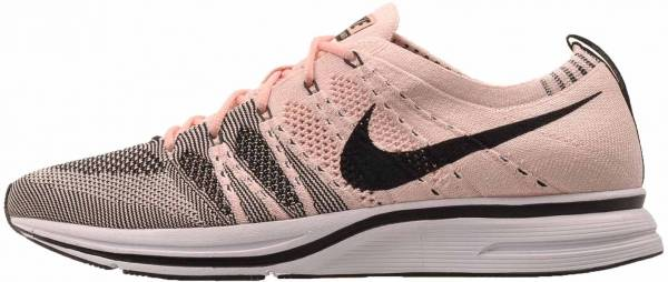 buy popular b54b3 fd1fd Nike Flyknit Trainer Pink